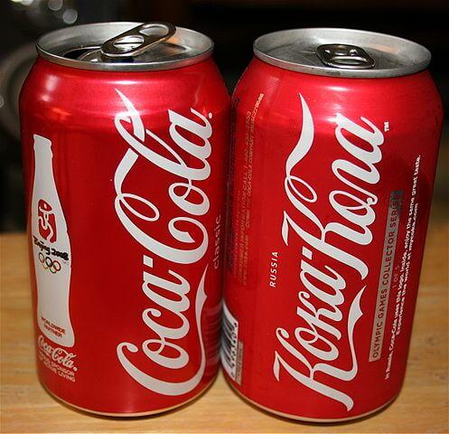 Coca Cola y las cinco fuerzas de porter